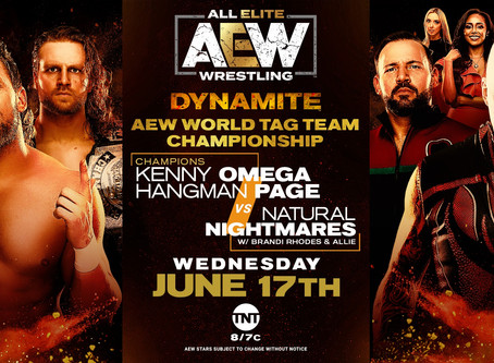 AEW DYNAMITE Preview for June 17, 2020