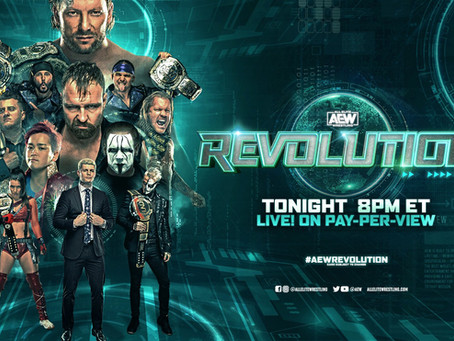 AEW Revolution Results for March 7, 2021
