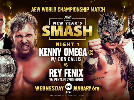 AEW Dynamite New Year's Smash: Night One Preview for January 6, 2020