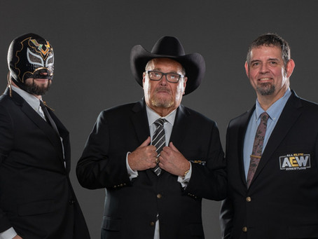 An Exclusive Interview with AEW's Alex Marvez (Part 2 of 2)