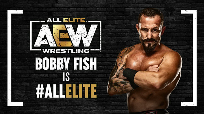 Bobby Fish Is All Elite