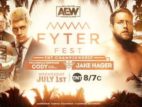 AEW Fyter Fest Night 1 Preview