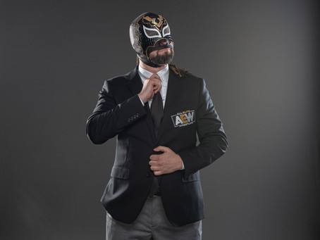 Who Is That Masked Man? Getting to Know AEW's Excalibur (Part 2)