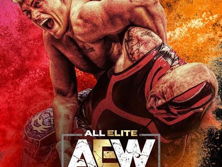 AEW on TNT starts Wed, October 2nd 8/7c - #AEWDynamite