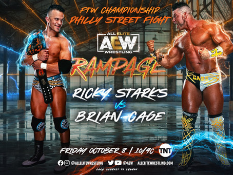 AEW Rampage Results for October 8, 2021