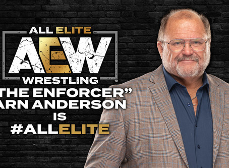Cody Hires Wrestling Legend Arn Anderson as Personal Advisor and Head Coach for 2020 Season
