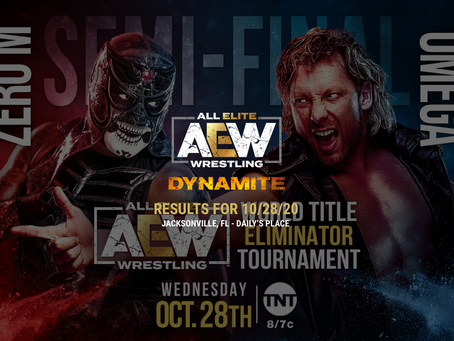 AEW Dynamite Results for October 28, 2020