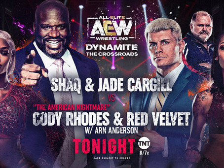 AEW Dynamite: The Crossroads Preview for March 3, 2021