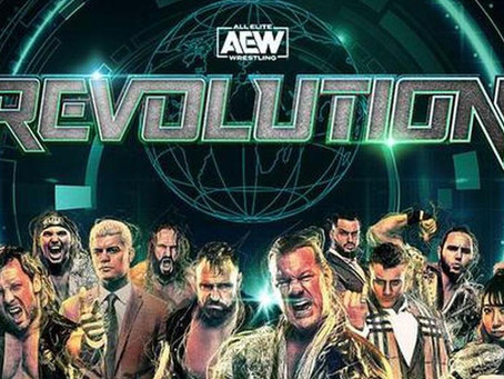 AEW Revolution PPV Preview