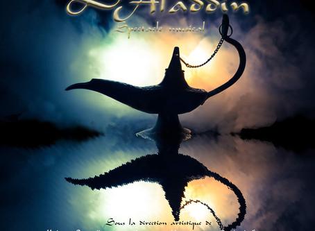 La Véritable Histoire d'Aladdin à Évry-Courcouronnes