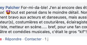 """Florilège des critiques du spectacle """"La véritable histoire d'Aladdin"""