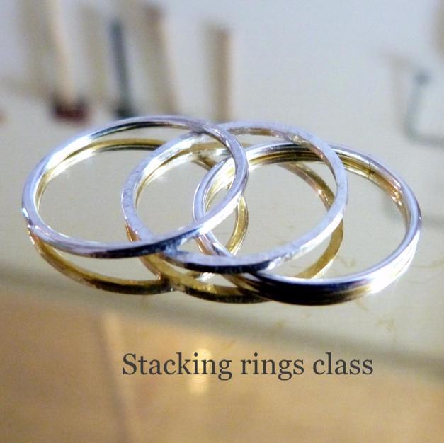 Make 3 Stacking Earrings