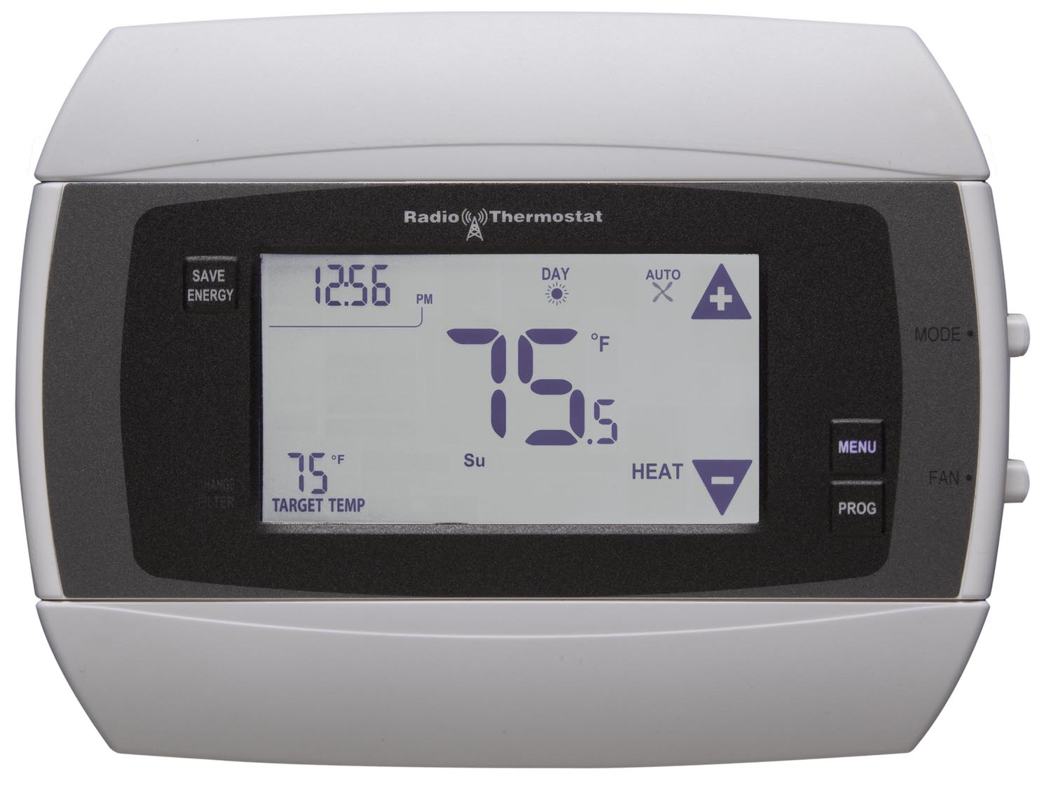 Radio Thermostat Company of America  CT50 Wi-Fi Smart Thermostat
