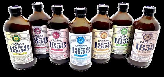 1858 Caesar Elixir Entire Collection .pn