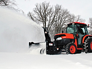 Affordable Snow Removal