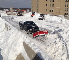 Commercial Snow Plowing Kalamazoo