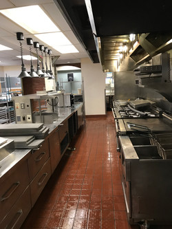Kitchen Fire Damage After