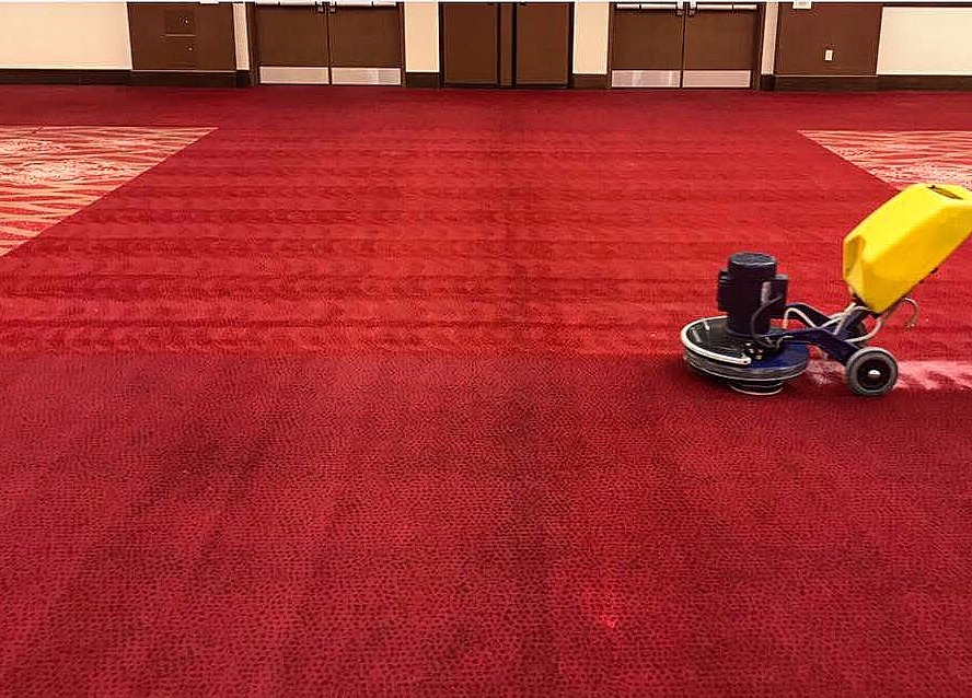Casino Carpet Cleaning