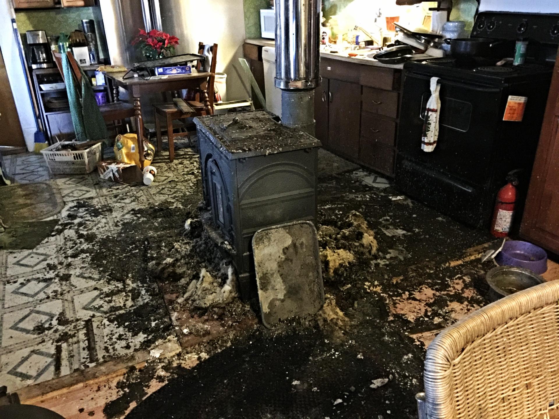 Fire Damage Kalamazoo