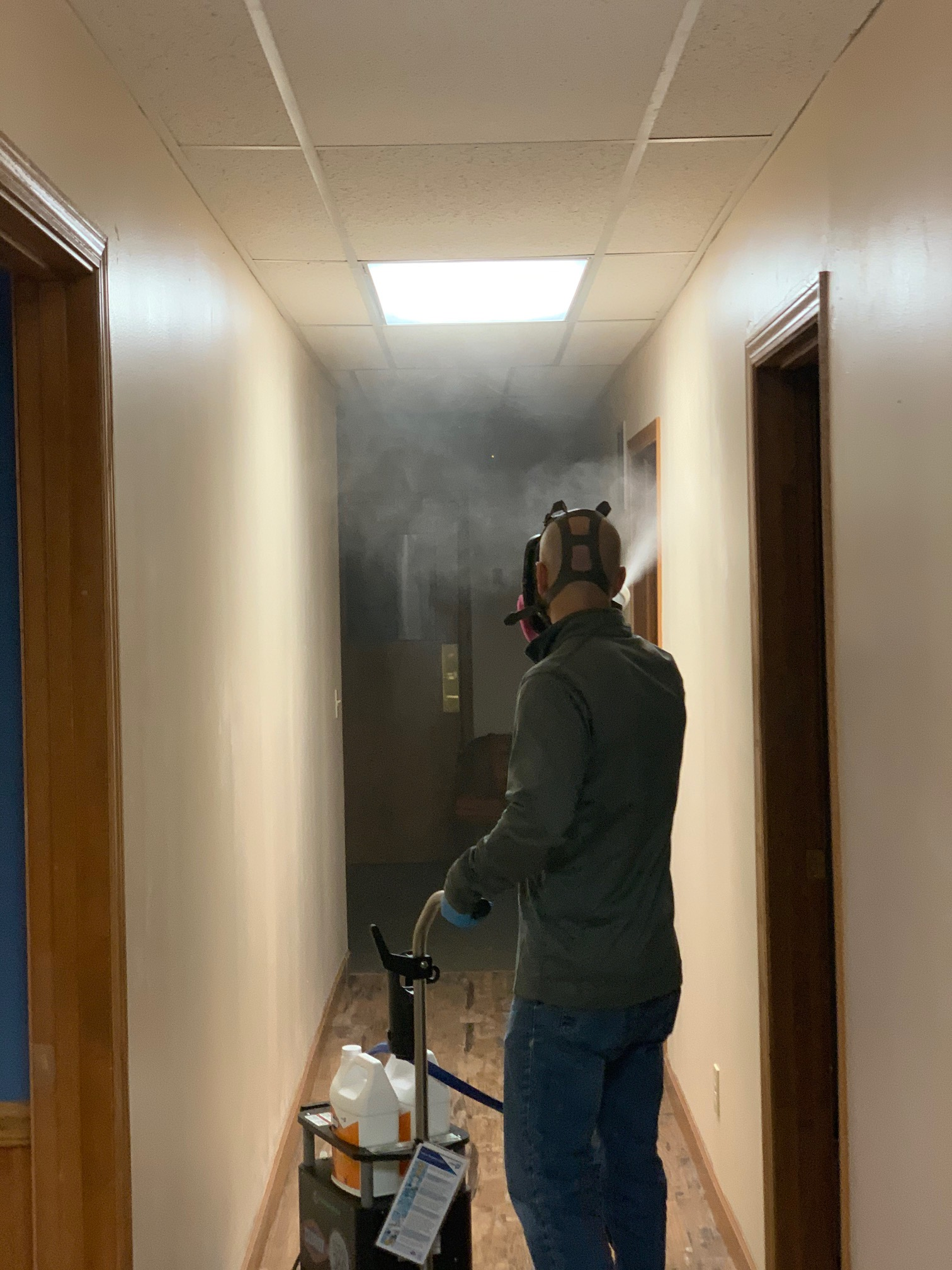 Covid-19 Disinfecting