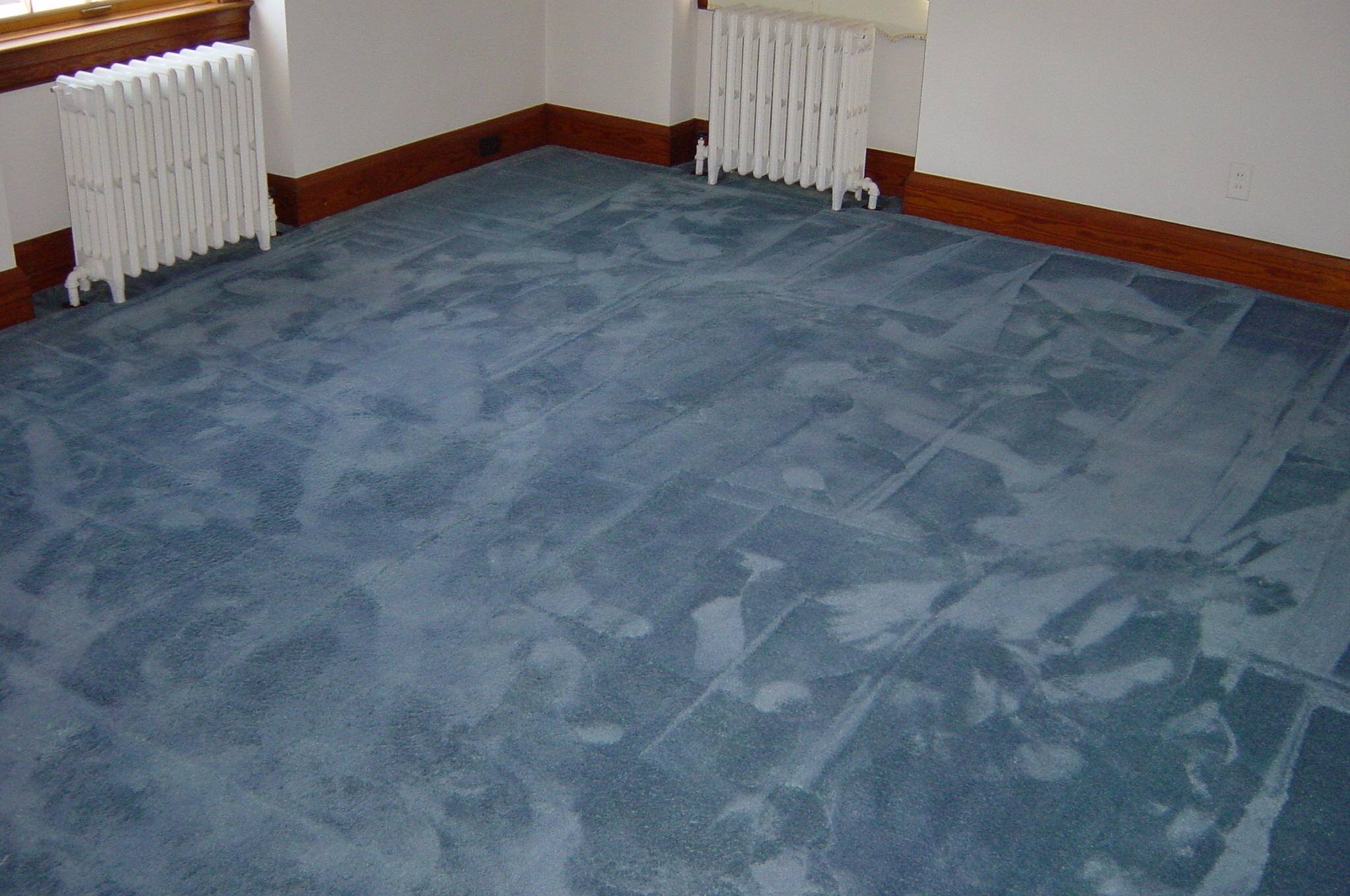 Dyed Carpet
