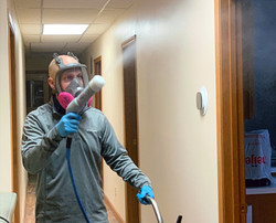 Covid-19 Cleaning