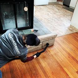 HEAP Vacuuming