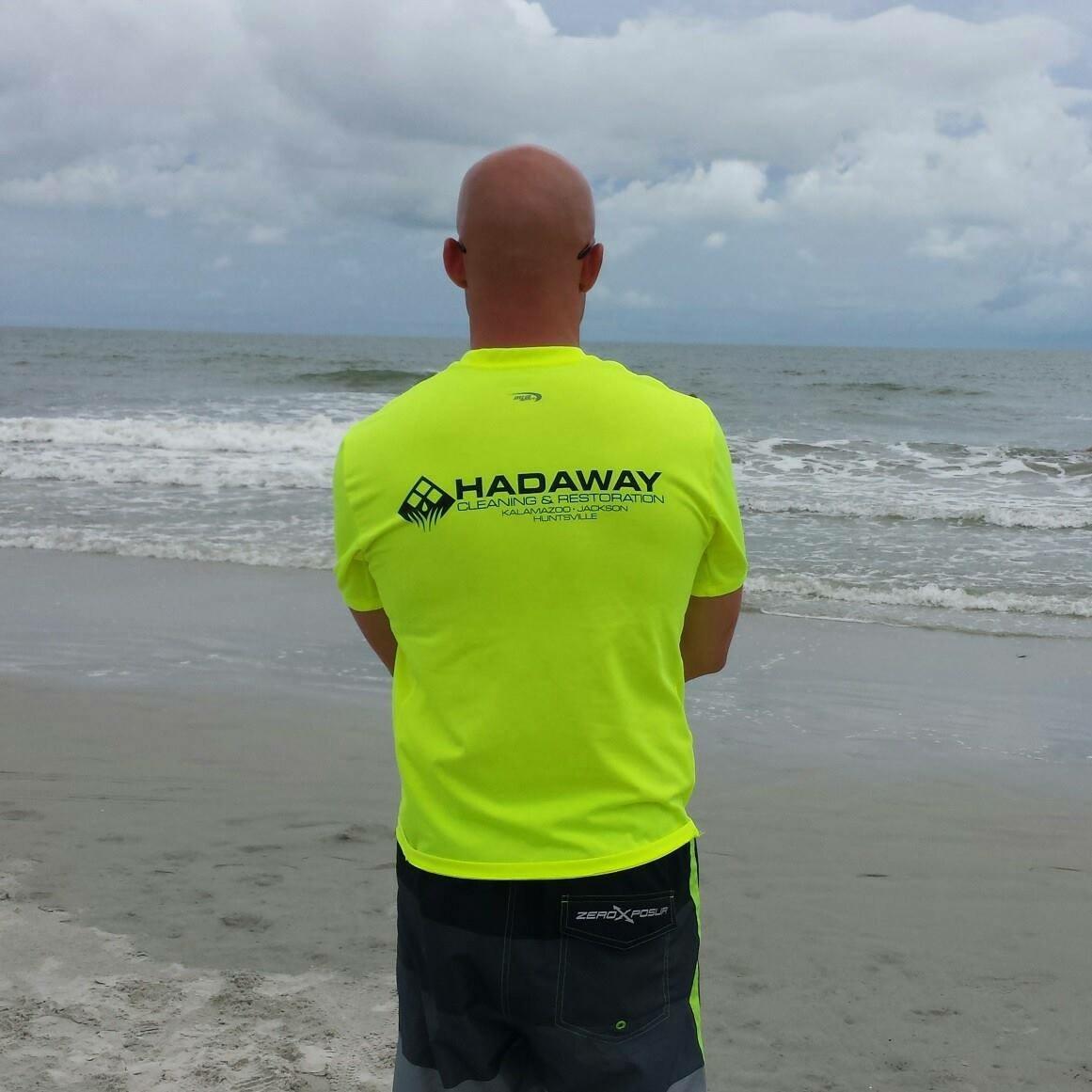 #TeamHadaway