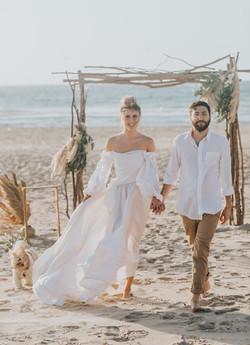 Natural Bech wedding