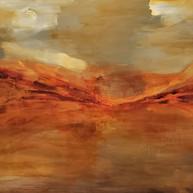 Sandstorm in the Desert