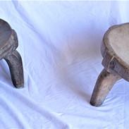 Sandawe Rare Sitting Stool-Very Old