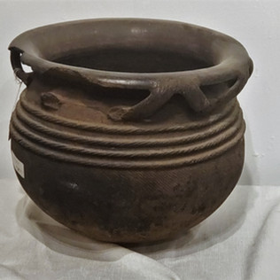Antique Clay Pot