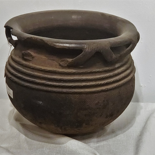 Antique Clay Pot