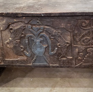 Nepalese Wood Chest
