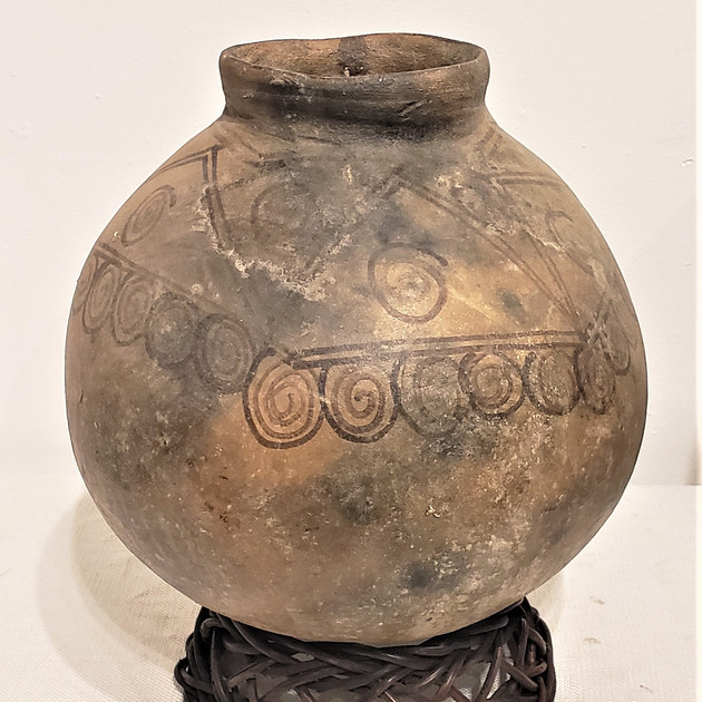 Antique Pot II from the Moluccan Islands