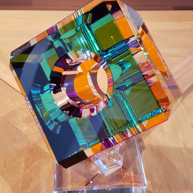 Cube 12/15