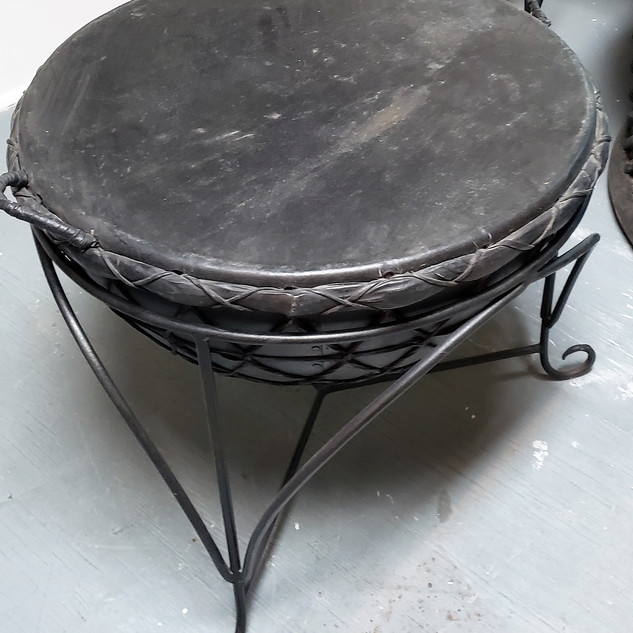 Coffee Table Drums