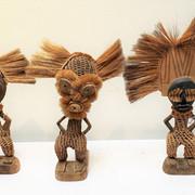 African Dolls to Ward Off Evil Spirits