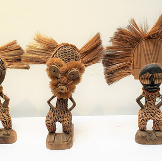 African Dolls to Ward Off Evil Spirits