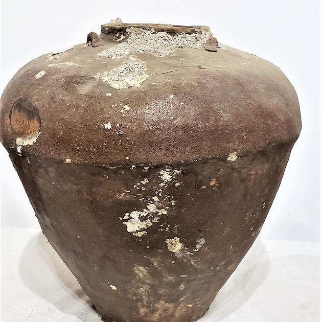 Antique Pot from a Shipwreck