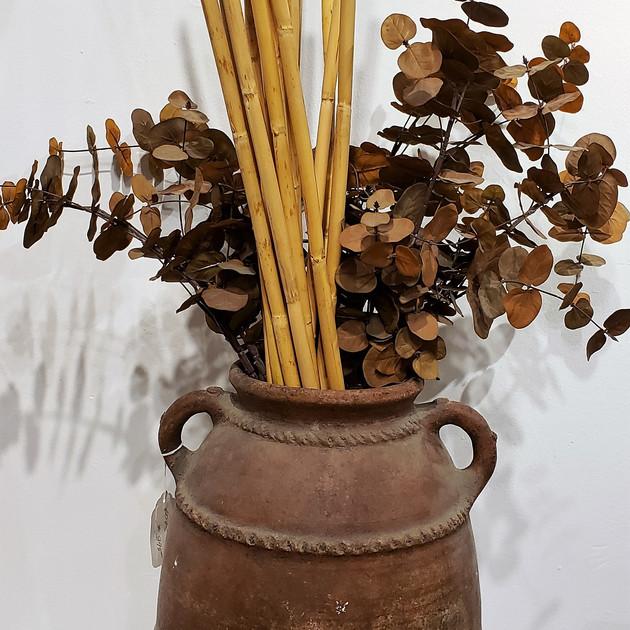 Antique Clay Pot II