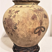 Antique Pot III from the Moluccan Island