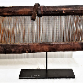 Antique Nigerian Loom