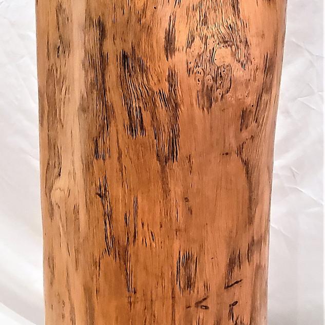 Burl Wood Umbrella or Plant Holder