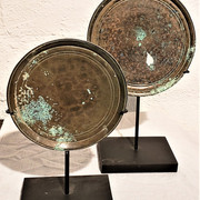 Antique Mirrors from a Shipwreck