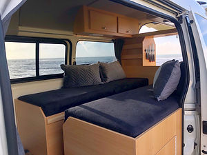 Luxury Campervan