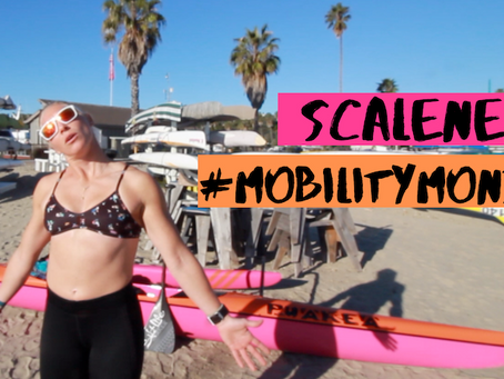 Mobility Monday: Essential Neck Stretches