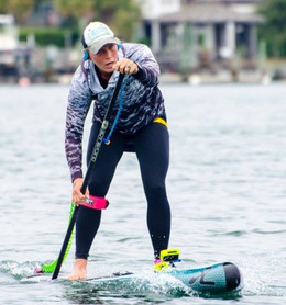 How I went from having Aerobic Deficiency Syndrome to #2 on the World SUP Tour... and then Relapsed