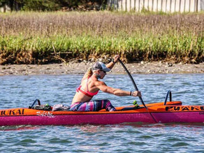 Real World Data: Would You Paddle 100 Miles?