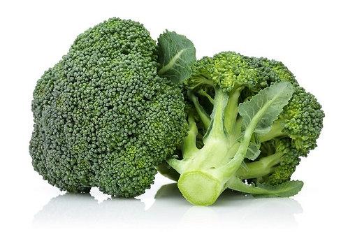 Spray-Free Broccoli